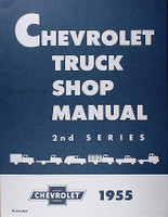 1955 Chevrolet 2nd Series Truck Shop Manual