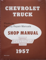 1957 Chevrolet Truck Shop Manual