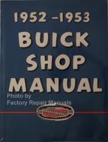 1952 1953 Buick Shop Manual