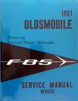 1961 Oldsmobile F-85 Service Manual