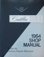 1964 Cadillac Shop Manual
