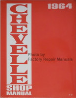 1964 Chevelle Shop Manual