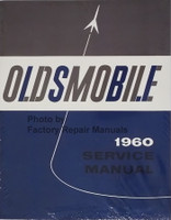 1960 Oldsmobile Service Manual