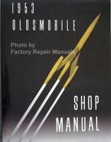 1953 Oldsmobile Shop Manual
