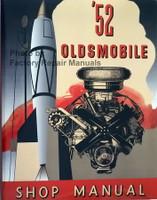 1952 Oldsmobile Shop Manual