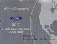 Wiring Diagrams Ford 2017 F250 F350 F450 F550 Super Duty
