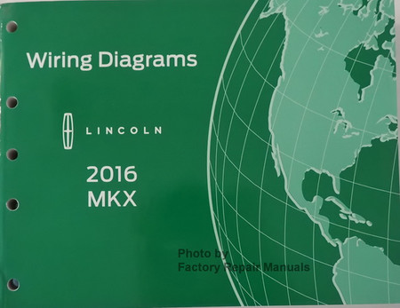 Wiring Diagrams 2016 Lincoln MKX