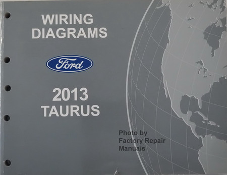 Wiring Diagrams Ford 2013 Taurus
