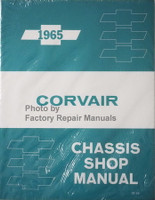 1965 Chevrolet Corvair Shop Manual