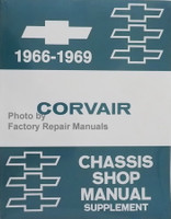 1966-1969 Chevrolet Corvair Shop Manual