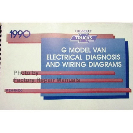 1990 g model van electrical diagnosis & wiring diagrams