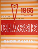 1965 Pontiac Tempest Chassis Shop Manual