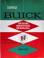 1962 Buick Special Service Manual