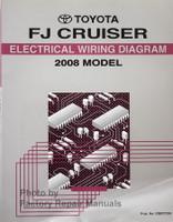 Toyota FJ Cruiser Electrical Wiring Diagram 2008 Model