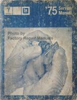 1975 Pontiac Service Manual