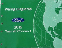 2016 Wiring Diagrams Ford Transit Connect