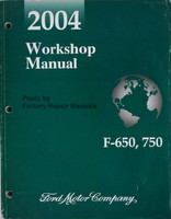 2004 Workshop Manual F-650, 750