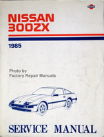 Nissan 300ZX 1985 Service Manual