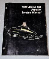 1990 ARCTIC CAT PROWLER Snowmobile Factory Dealer Shop Service Repair Manual