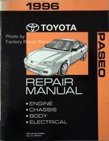 1996 Toyota Paseo Repair Manual