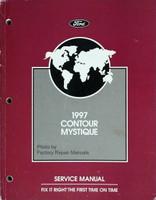 1997 Contour Mystique Service Manual