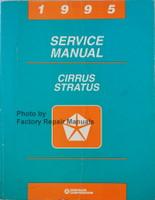 1995 Service Manual Cirrus Stratus