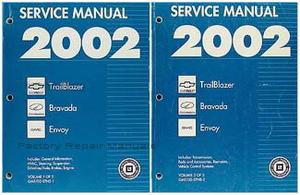 2002 gmc envoy haynes manual