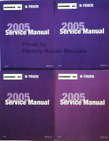 2005 Hummer H2 Service Manual Volume 1, 2