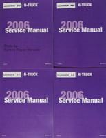 2006 Hummer H2 Service Manuals