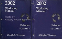 2002 Workshop Manual E-Series Ford Motor Company