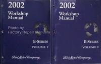 2002 workshop manual e-series ford motor company