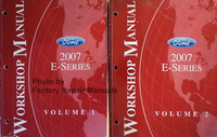 Ford 2007 E-Series Workshop Manual Volume 1, 2