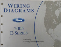 Wiring Diagrams Ford 2005 E-Series