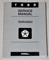 1999 Dodge Durango Factory Service Manual - Original Shop Repair