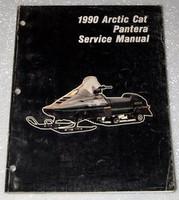 1990 ARCTIC CAT PANTERA Snowmobile Original Factory Shop Service Repair Manual