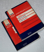 1992 CHEVY CORSICA LT & BERETTA GTZ GT Factory Shop Service Repair Manual Set 92