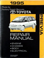 1995 Toyota Previa Repair Manual