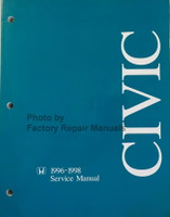 1996-1998 Honda Civic Service Manual