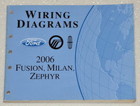 2006 ford freestyle, five hundred & mercury montego electrical mercury 500 outboard wiring diagram wiring diagrams ford mercury lincoln 2006 fusion, milan, zephyr