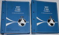 1997 Ford F-150 Service Manual Volume 1, 2