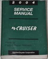 2004 Service Manual PT Cruiser