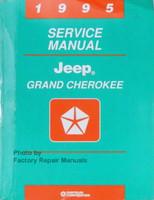 1995 Service Manual Jeep Grand Cherokee
