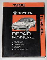1996 Toyota Tacoma Electrical Wiring Diagrams Original ...