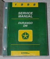 1998 Service Manual Durango DN