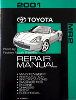 2001 Toyota MR2 Repair Manual