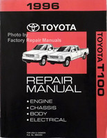 1996 Toyota T100 Repair Manual