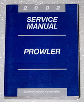 2002 Chrysler Plymouth Prowler Service Manual