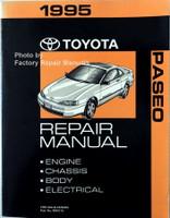 1995 Toyota Paseo Repair Manual