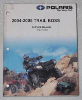2004 2005 Polaris Trail Boss Service Manual