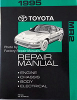 1995 Toyota MR2 Repair Manual